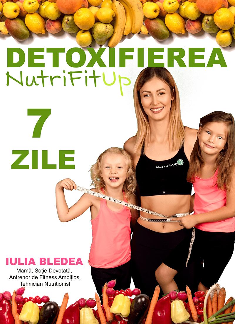 Detoxifierea – cum se va schimba viața voastră în 10 zile?