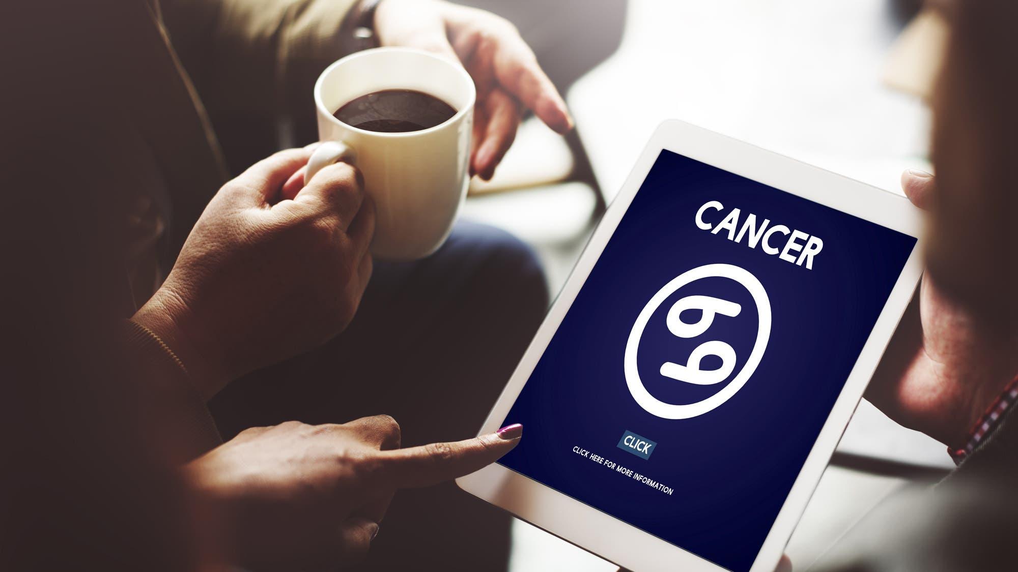 Signo cancer que elemento es