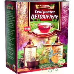ceai detoxifiere organism