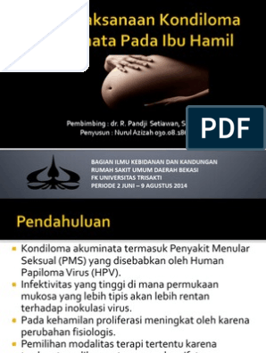 PENANGANAN KONDILOMA AKUMINATA PADA IBU HAMIL.pptx