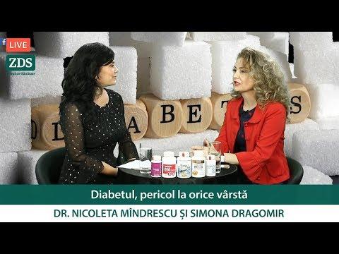 cum să scapi de paraziți în diabet