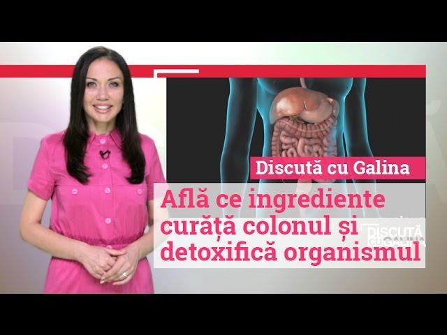 curățarea totală și detoxifierea colonului tratament oxiuri copii sub 1 an