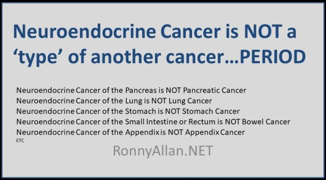 neuroendocrine cancer blogs