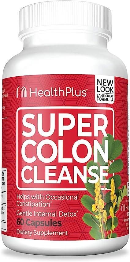 detox cleaner vs super colon cleanse