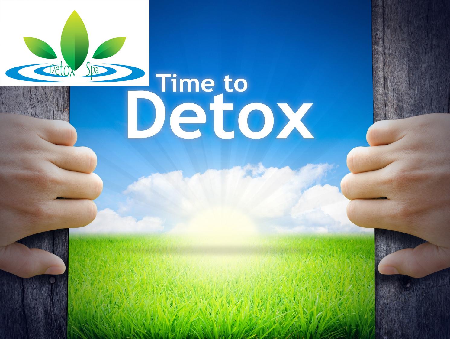 detoxifierea organismului cu aparat