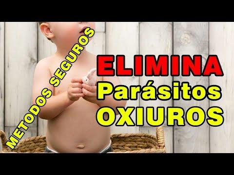 Medicina natural contra oxiuros - Parasitos intestinales oxiuros tratamiento natural