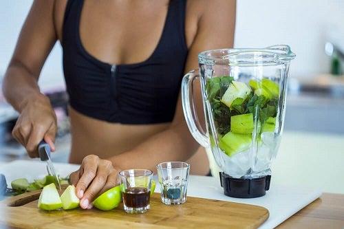dieta de dezintoxicare a organismului
