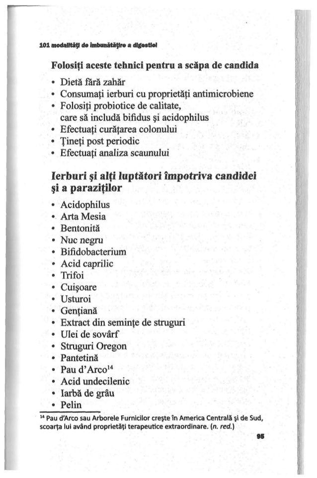 Nutriție pentru a elimina paraziții - O sănătate de fier cu dieta antibacteriană