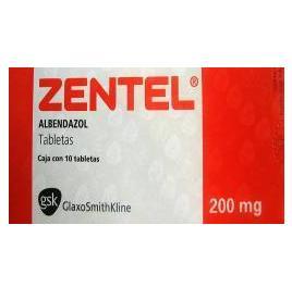 Zentel, 0,4 g/10 ml, suspensie orală - prospect