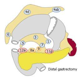 Gastric cancer emr