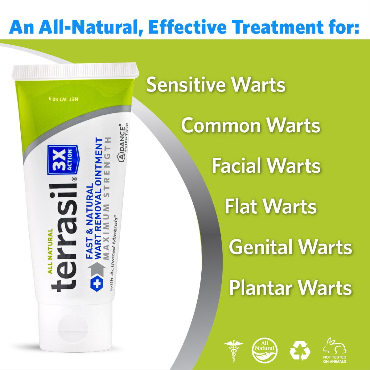 genital wart remover walmart
