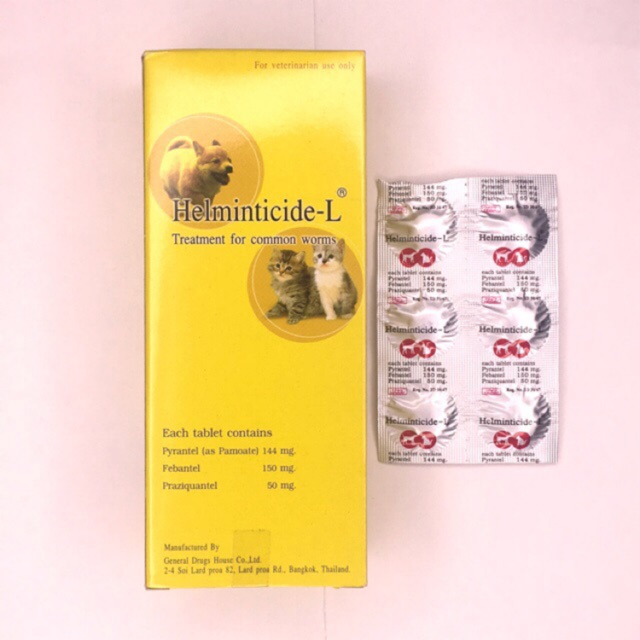 helminticide l review