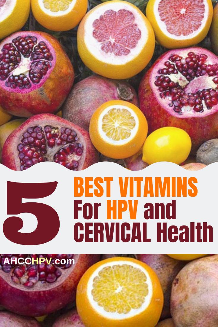 hpv treatment with vitamins guardia medica milano