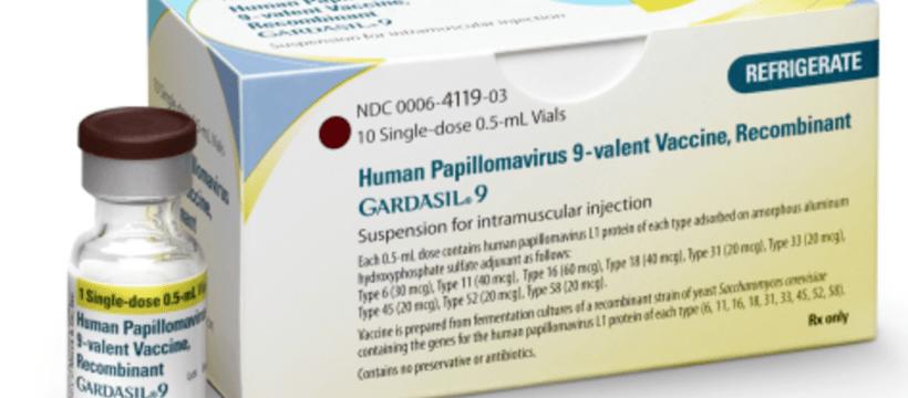 hpv vaccine gardasil 9