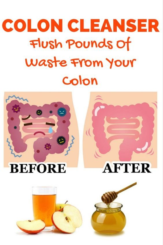 natural detox colon