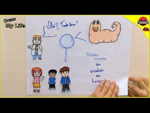 Verme oxiurus tratamento infantil