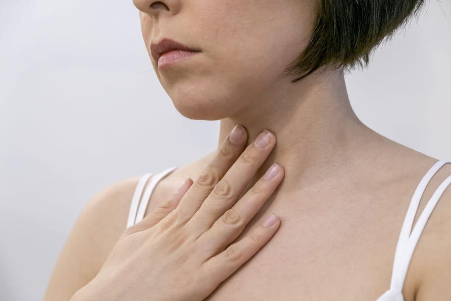 cancer de la gorge lie au papillomavirus