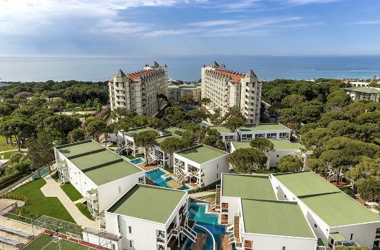 Papillon zeugma relaxury luxury pool suite. Împrejurimile proprietății
