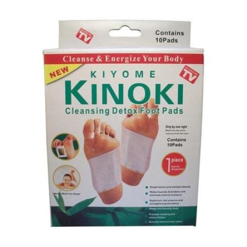 Plasturi pentru detoxifiere
