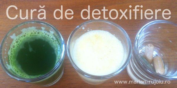 retete detoxifiere organism