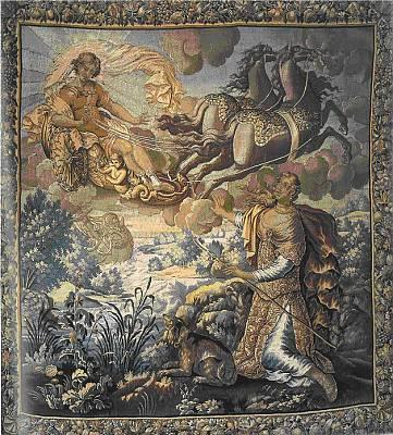 Visăm la tapiseria bulgară. Dorel Schor, Realismul intersectat