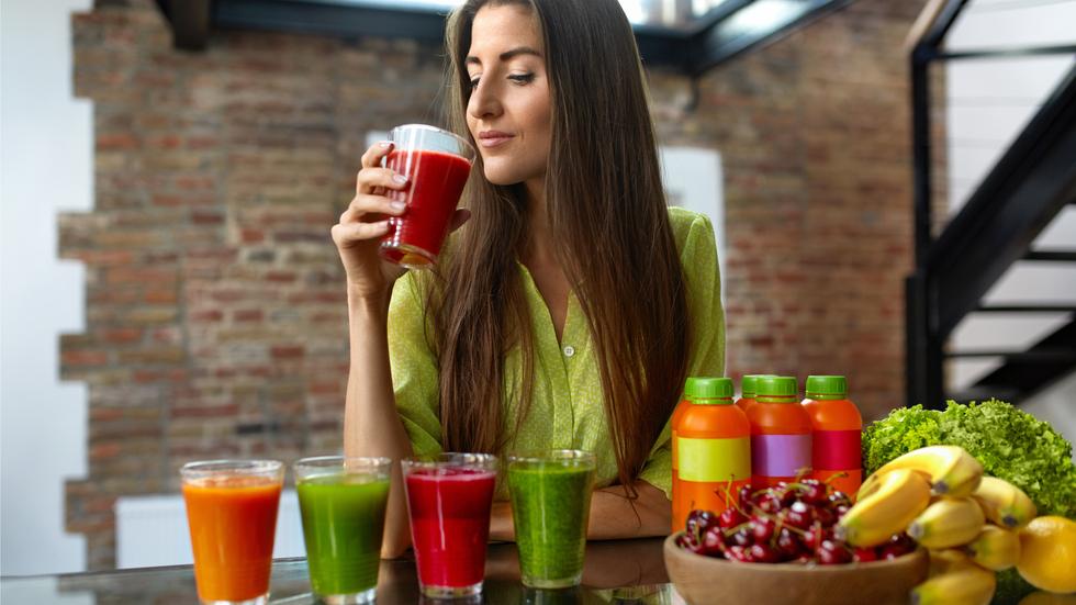 Dieta sau cura de detoxifiere a organismului cu sucuri ZenDiet