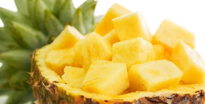 Efectele consumului de ananas