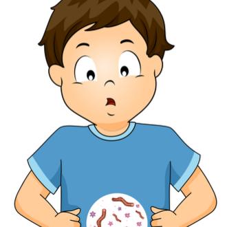 Simptomele și tratamentul viermilor rotunzi la copii