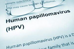 infection papillomavirus fatigue