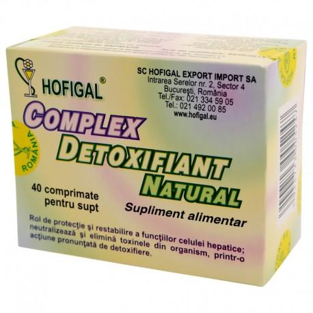 agenți de detoxifiere