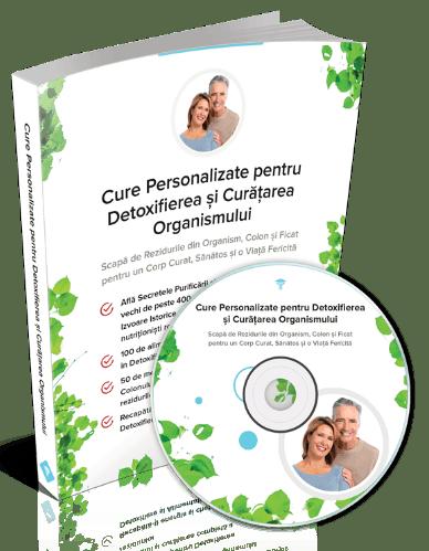 supliment de detoxifiere naturală pentru curățarea colonului