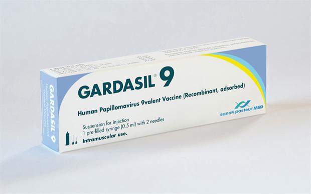 Papilloma virus vaccino nonavalente,