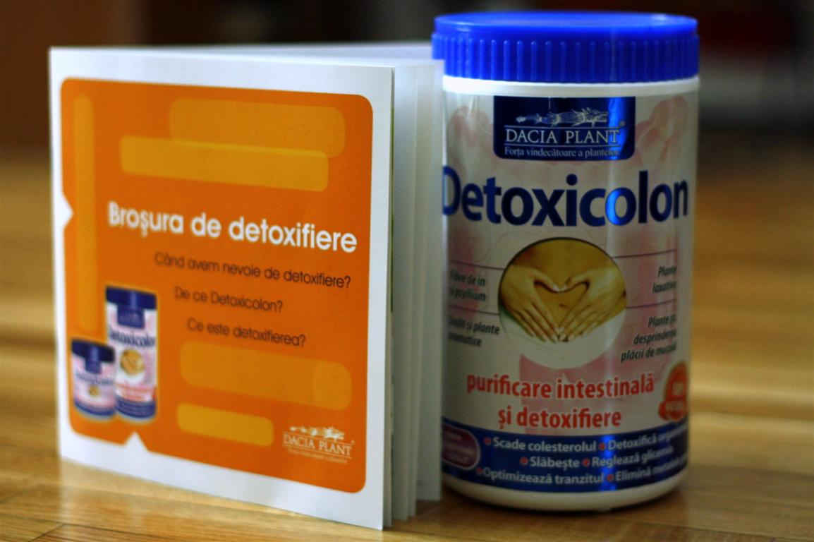 detoxifierea colonului forum