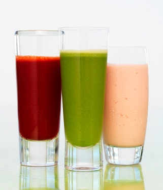 Cură de detoxifiere de 7 zile cu smoothie-uri verzi