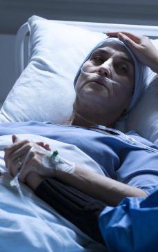 Ce poti face ca sa ajuti un pacient de cancer in faza terminala? – lungul drum pana departe