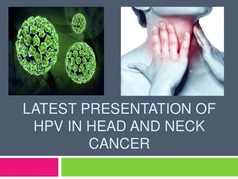 human papillomavirus in head and neck cancer schema de îndepărtare a paraziților din organism