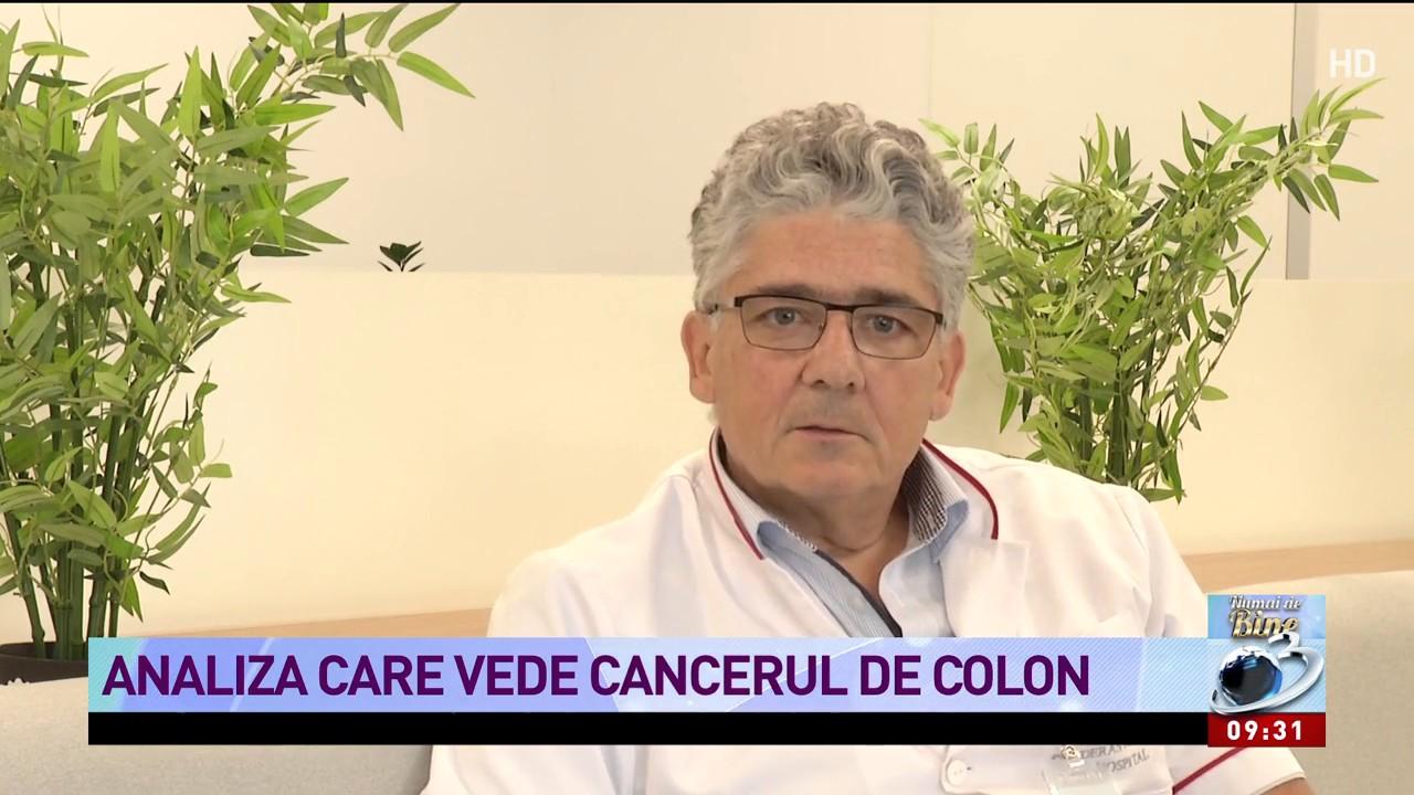 cancerul de colon se vede la tomograf