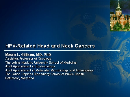 Head and neck cancer with hpv. Symptoms of head and neck cancer caused by hpv