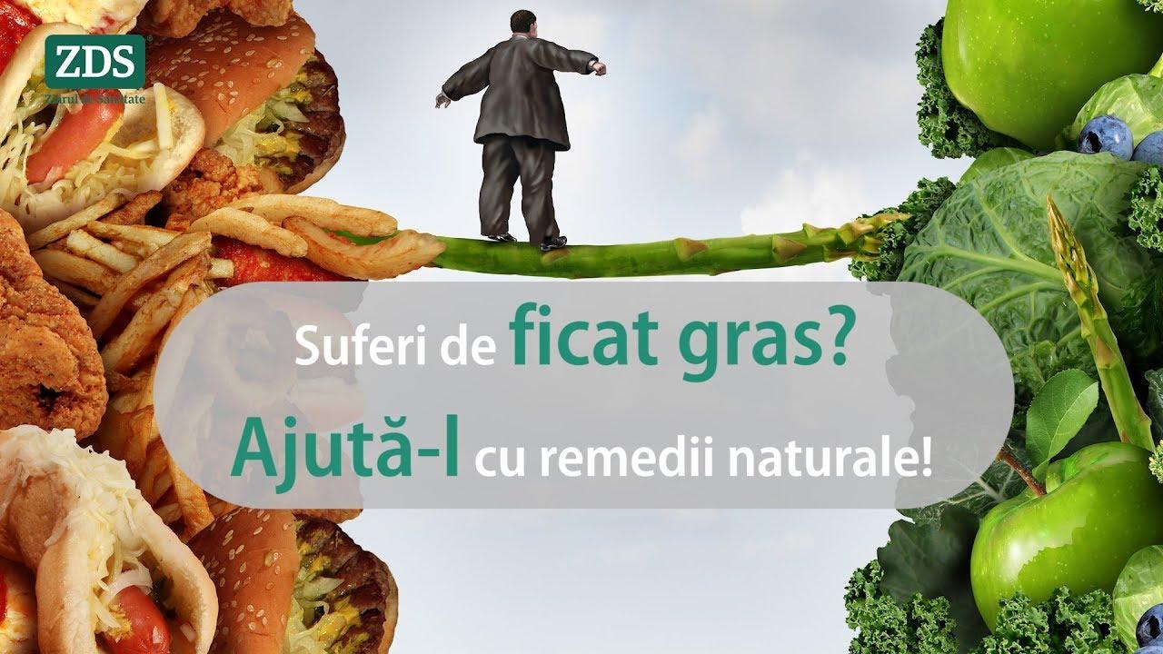 Remedii naturiste pentru ficat gras– csrb.ro