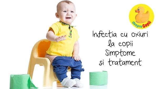 simptomele și tratamentul viermilor la copiii mici papillomavirus proteine 16