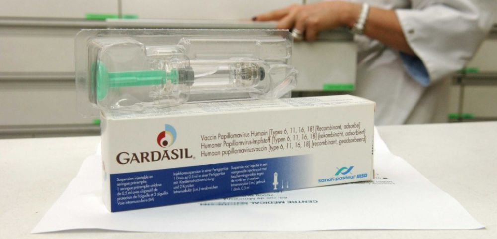 papillomas virus vaccin