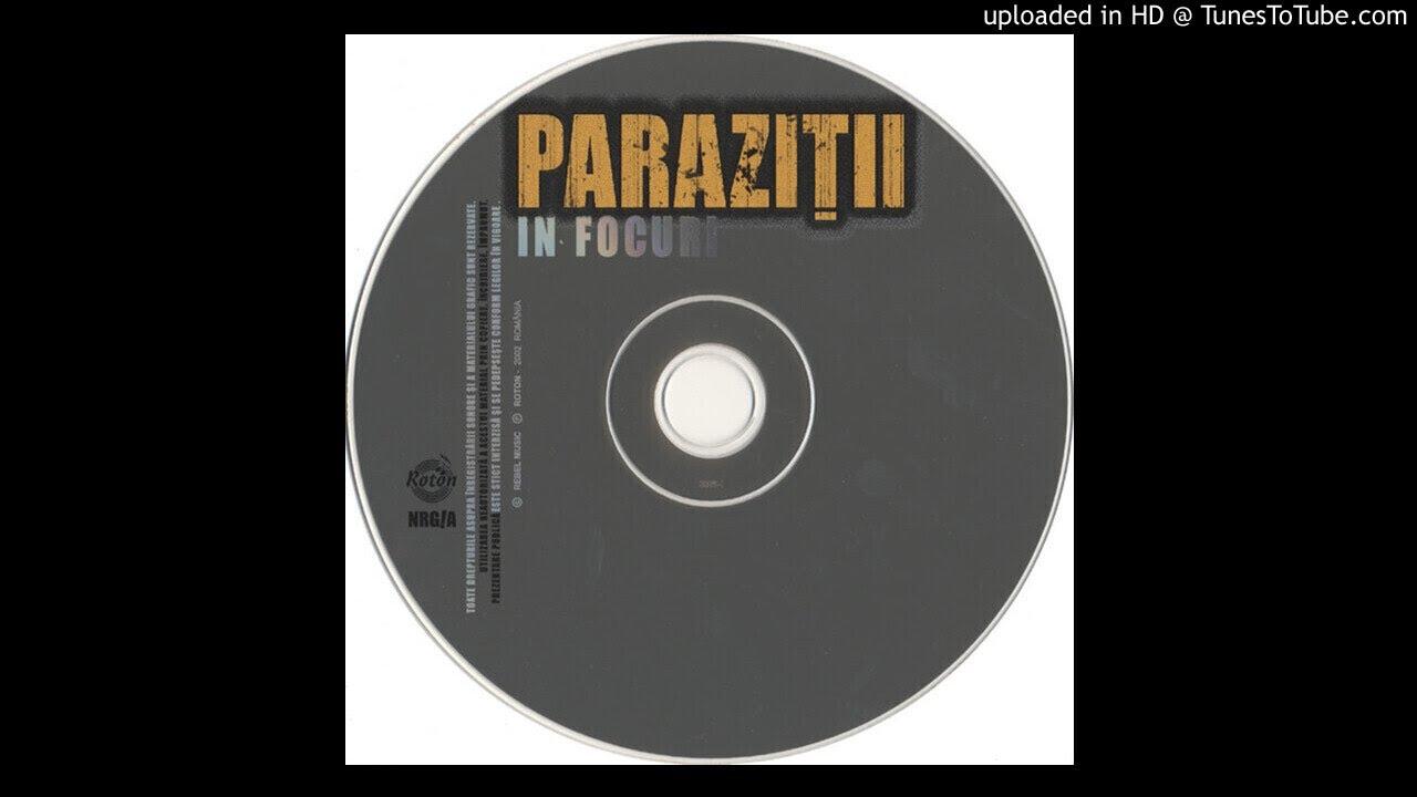 Despre Parazitii, o trupa fara egal.. - Miscarea RAP, Hip-Hop