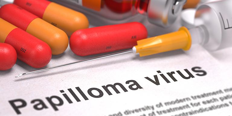 papilloma virus cure uomo