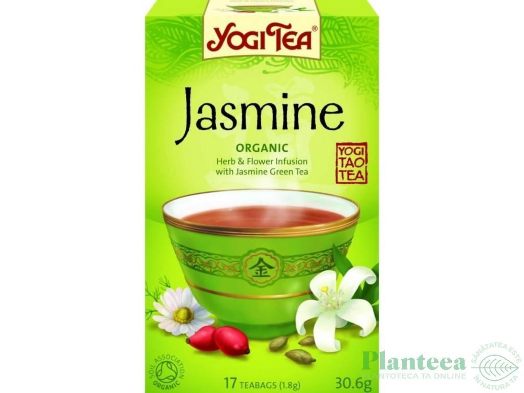 Ceai Bio Detoxifiant Yogi Tea gr (17 plicuri) » Pret 16,53Lei • Puterea Plantelor