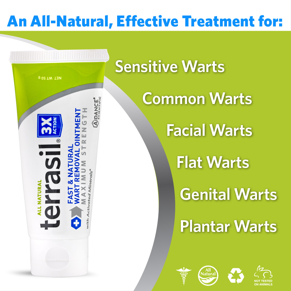 Over the counter cream for hpv