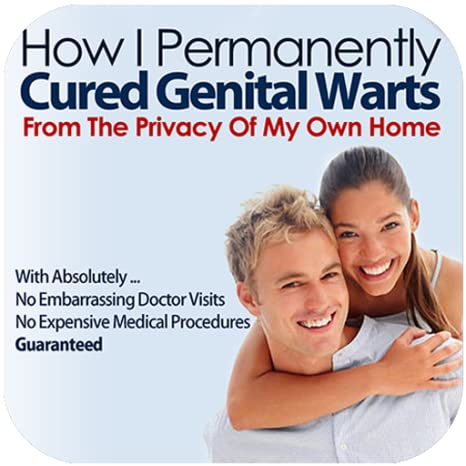 warts genital cure