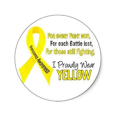 sarcoma cancer awareness