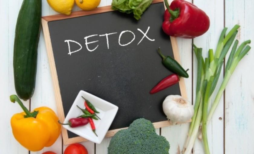 diferența dintre detox și curățarea colonului