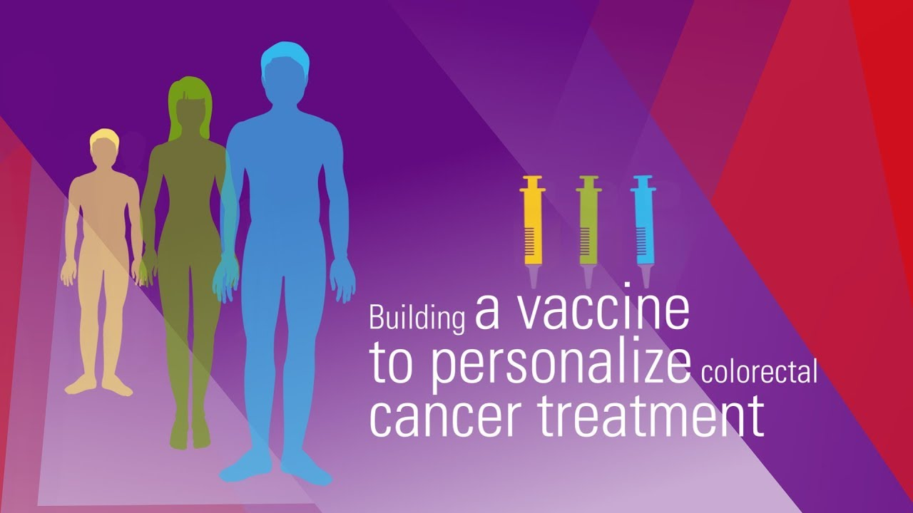 rectal cancer vaccine