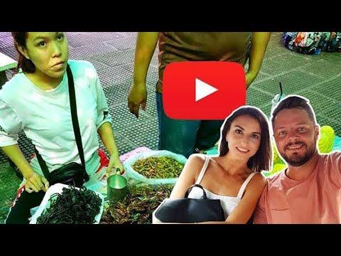 prepararea de viermi și ace în thailanda